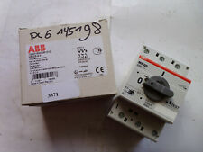 MS325-9.0 ABB Disjoncteur magnéto-thermiques Motor protection switch 6.3 - 9.0A
