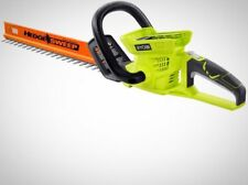 New Ryobi RY40601B 40v Hedge Trimmer 24 in NOBATTERY Uses OP4015 OP4026 OP4030