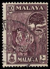 "MALACCA 61 (SG55) - Melaka Tree ""Malayan Tiger"" (pf94354)"
