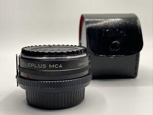 Kenko 2X NA Teleplus MC4 Telekonverter für Canon #45
