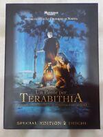 Un Ponte per Terabithia - Film -Edizione Slipcase con 2 DVD -COMPRO FUMETTI SHOP
