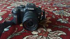Lumix G2 inkl G Vario 14-42mm Objektiv