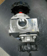 GEMU DIAPHRAGM VALVES W/3 2