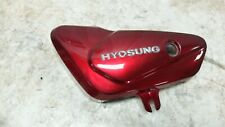 05 Hyosung GV250 GV 250 Aquila left side cover panel