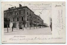 1904 Austria Czech Republic, Znaim, Znojmo ,Albrecht barracks,rare postcard