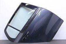 10-14 VW GOLF GTI REAR PASSENGER RIGHT DOOR GLASS ASSEMBLY OEM CARBON STEEL LA9W