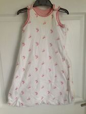 Young/Baby Girls Cream/Pink Marks And Spencer Sleep/Gro Bag - Age Up To 6 Months
