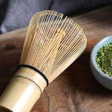 New listing Japanese Style Bamboo Matcha Powder Whisk Green Tea Brush Tools Tea Whisk