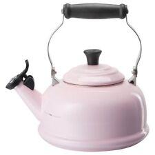 Le Creuset 1.7 L (1.8 Quart) Whistling Tea Kettle (Bonbon)