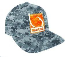 CAPPELLINO MUSTAD CAP ORIGINALE CAPPELLO BERRETTO PESCA SALT DIGI CAMO d1bae878d2f0