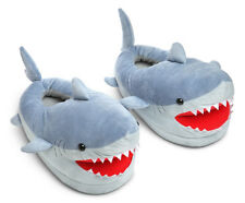 Jaws Shark Slippers ThinkGeek