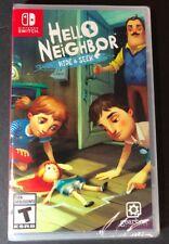 Hello Neighbor [ Hide & Seek ] (Nintendo Switch) NEW