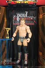 LOOSE CHRIS JERICHO WWE MATTEL BASIC SERIES 75 FIGURE IN STOCK FREE SHIPPING!!!