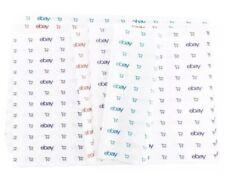 New Ebay Branded Tissue Paper Blue Red Purple Ebay Supplies 240 Sheets 20 x 30