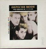 DEPECHE MODE - Singles 81-85 (The) - CD Album