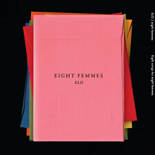 ELO - [8 FEMMES] 1st EP Album CD AOMG JAY PARK GRAY SIMON DOMINIC K-POP Sealed