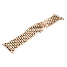 Stainless Steel Bracelet Strap Watch Band for Apple Watch iWatch 3 2 1 38/42mm