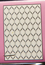 Crafts-Too/CTA4020/Embossing /Folder/Sweet Lattice A4