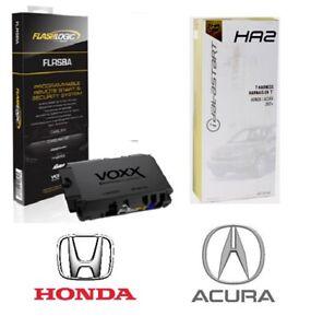 Flashlogic FLRSBA Remote Start Module 3X LOCK - Selected 2003-15 Acuras/ Hondas