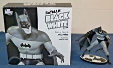 DC Direct Batman Black and White Jim Aparo Statue 1st Edition #0084/3300