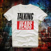 Talking Heads tee top Retro Vintage Unisex/ Ladies/ men's  T Shirt  B600
