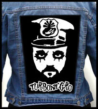 TURBONEGRO --- Huge Jacket Back Patch Backpatch
