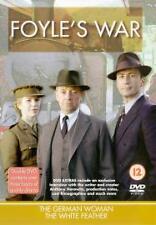 Foyle's War - The German Woman (DVD, 2003, 2-Disc Set) Michael Kitchen