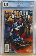 Batman/ Superman #19 CGC 9.8 Great Harley Quinn Variant Cover 4/2015