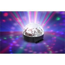 KAM LED MOONGLOW ECO MIRRORBALL EFFECT BEAM SOUND AUTO DISCO DJ
