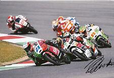 Francesco Bagnaia Hand Signed VR46 SKY Racing Team KTM 12x8 Photo 2014 Moto3 11.