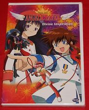 Angelic Layer - Vol. 1: Divine Inspiration (DVD, 2003) Doll Animation R1 NEW