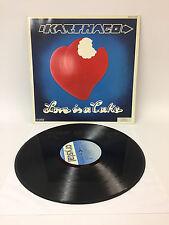 Karthago - Lovbe is a Cake | crystal  | NM / VG+ | Cleaned Vinyl LP
