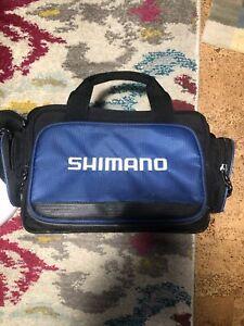 New ListingShimano Baltica Tackle Bag - Navy Blue - Medium Blt100Bl