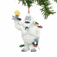 Bumble in Lights Christmas Ornament ~ Rudolph Red-Nosed Reindeer Dept 56 4033606