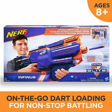 NERF N-strike Elite Infinus Dart Blater With Darts