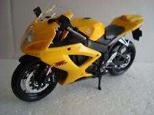 Suzuki Gsx-R 600 Yellow 2006 - 1:12 Maisto