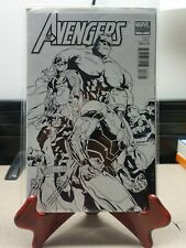 Marvel The Avengers #17 Marvel Architects Variant Cover, mint, unread