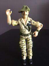 Vtg G.I. Joe 1984 Recondo Action Figure S3 V1 3-3/4