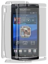 Skinomi Clear Full Body Protector Film Cover Skin for Sony Ericsson Xperia Arc S