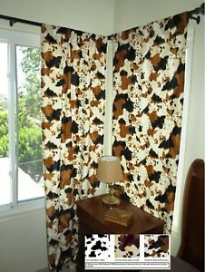Western Curtains For Sale Ebay