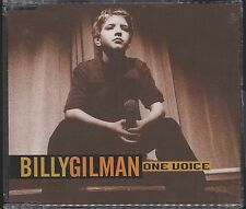 Billy Gilman - One Voice CD (Single)