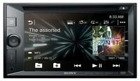 Sony XAV-W651BT Doppel-DIN CD/DVD/MP3-Autoradio Touchscreen Bluetooth USB iPod A