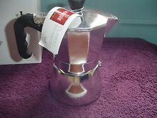 La Cafetiere Classic 3 cup Stove Top Espresso Maker