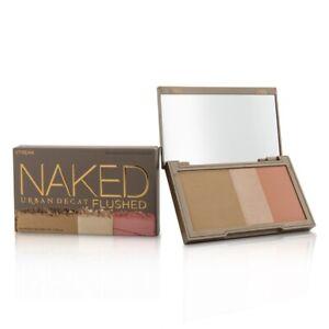 NEW Urban Decay Naked Flushed - Streak (1x Blush, 1x Bronzer, 1x Highlighter)