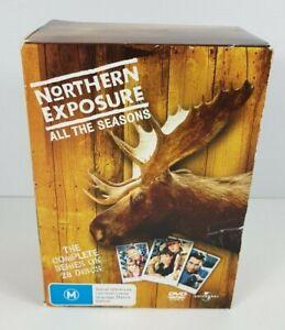 Northern Exposure All The Seasons Complete Series Box Set DVD  Region 4
