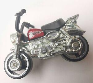 Hot Wheels 'HONDA Monkey' motorbike, great condition..