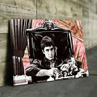 Scarface Premium Gallery FRAMED Wall Art - Tony Montana Hollywood Al Pacino