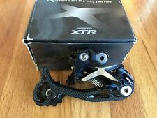 NOS Shimano XTR RD-M972 SGS 9-Speed Shadow Rear Derailleur Carbon Long Cage RARE