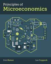 Principles of Microeconomics, Coppock, Lee, Mateer, Dirk, Good Book