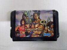 Mega-Drive Genesis -- Golden Axe 3 -- JAPAN Game SEGA. Works fully!! 13341
